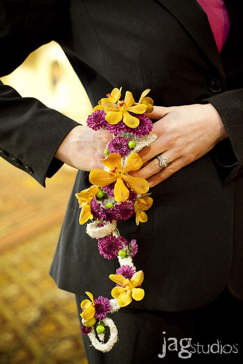 Mokara bouquet